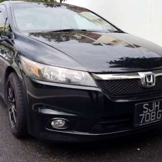 Cny promo - Honda stream $499 15th to 21st feb