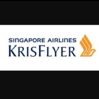 Krisflyer Miles 250K available