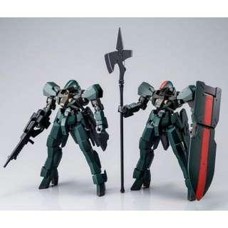 May PO P-Bandai HG Graze Schlid & Graze Set (Gundam IBO)