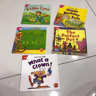 English Children story book for baby