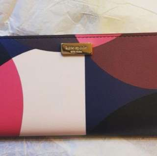 Original Kate Spade Stacey Wallet