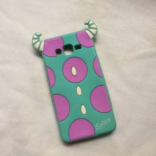 Samsung grand prime softcase sulley
