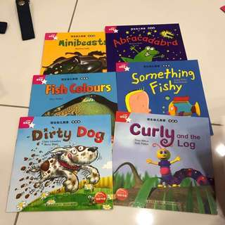 English  children book for baby