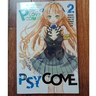 Psycome Vol. 2: Adolescent Murder by Mizushiro Mizuki