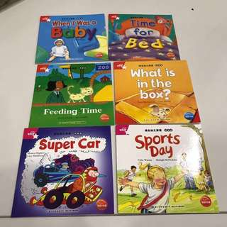 English Children Story Books for baby