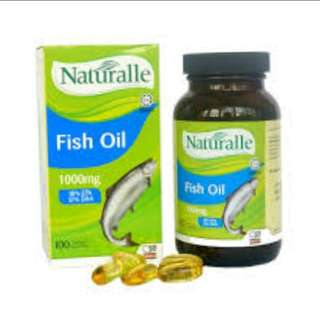 INSTOCK. Fish Oil