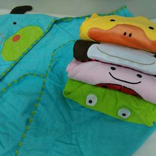 Skip Hop Bath Towel Size 1 to 6
