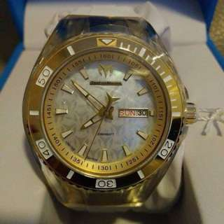 Original Technomarine Cruise Monogram Watch for Women