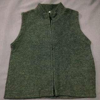Gray Vest