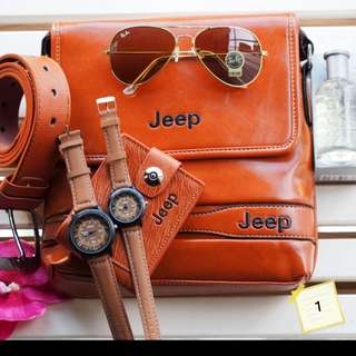 SET JEEP 7 In 1