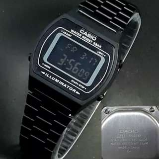 Jam tangan digital casio