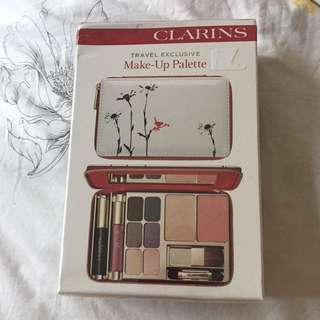 Clarins make up palette