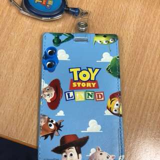 Toy story card holder