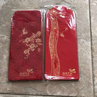 DSTA assorted red packets