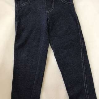 Carter's Denim Leggings size 3T