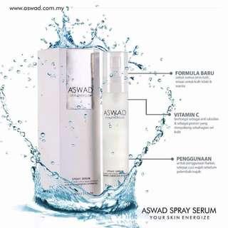[Instock] Aswad Spray Serum