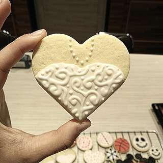 🚚 手作—糖霜餅乾