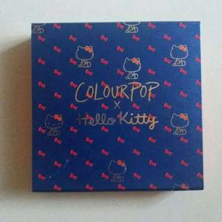 Brand New Limited Edition Hello Kitty Colourpop
