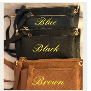 For Sale Leather Sling Bag