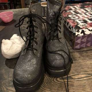 BN Jeffrey Campbell Boots Sz36