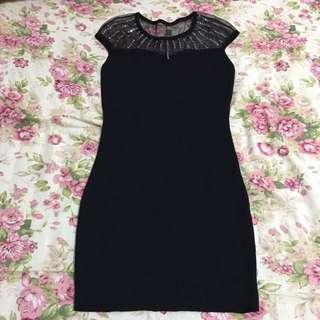 Dress Black Fitbody