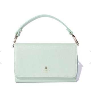 100%全新Lanvin en bleu ( 日本)兩用手袋 連盒