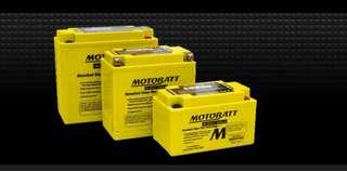 MotoBattery all model