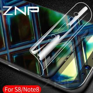 INSTOCK SAMSUNG NOTE 8 SCREEN PROTECTOR (CASE FRIENDLY)