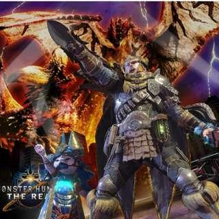 Monster Hunter World - Universal Studio Japan ( USJ ) DLC - Quest Runs (2)