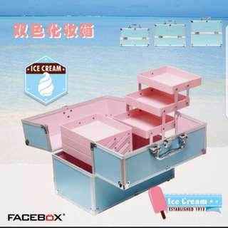 FaceBox Make up Cosmetic Storage Box