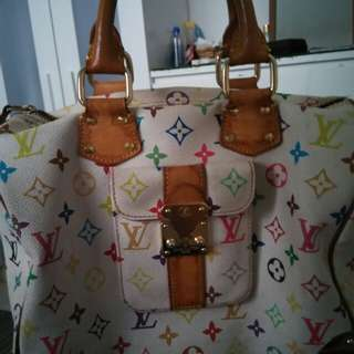 LV Bag multicolour