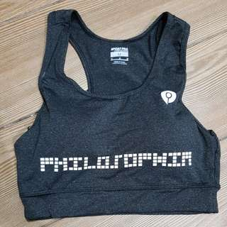 sports bra sizes avail. medium & large limited stock only.