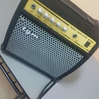 TGM Bass Amplifier