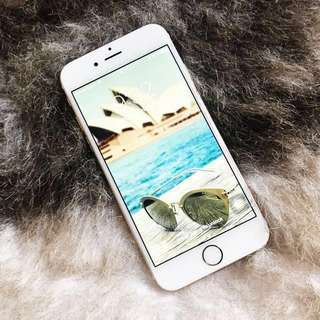 IPHONE 6S GOLD 16 GB UNLOCKED|HEADPHONES AND CHARGER