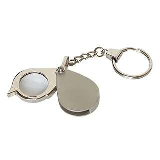 10x Slim Loupe Keychain