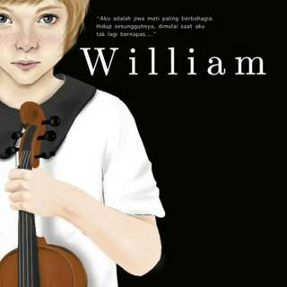 Ebook : William by Risa Saraswati