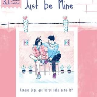 Ebook : Just Be Mine by Pit Sansi