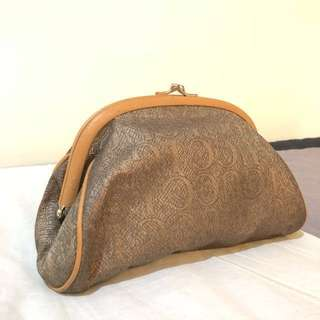 💯% Guaranteed Authentic Vintage Gucci 60's Era Purse/ Clutch Bag