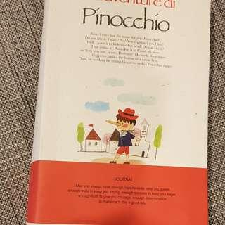 Pinochio journal