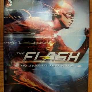 Flash season 1 bluray