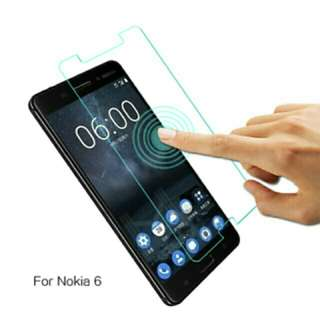 Nokia 6 Tempered Glass Best Screenguard Protector Layar New