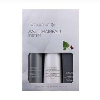 SATINIQUE Anti-Hairfall Pack (3 items/pack)