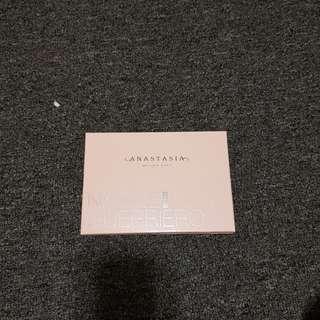 Brand New Anastasia x Nicole Guerriero Glow Kit