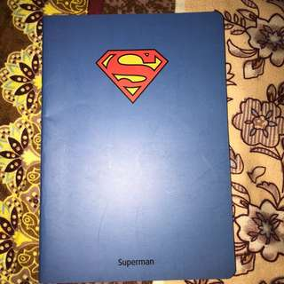 Superman plain book