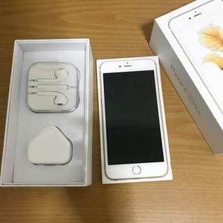 Iphone 6S PLUS 64gb gold jual cepat