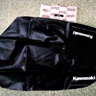 Kulit jok orisinil Kawasaki Kaze