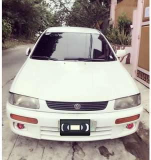 Mazda 323 Familia for sale..good running condition.