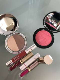 Bundle authentic makeup