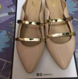Sepatu luella shoes alexa ivori