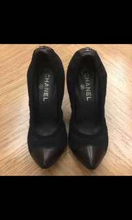 Chanel ballet pumps